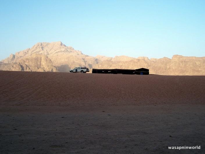 My desert crib