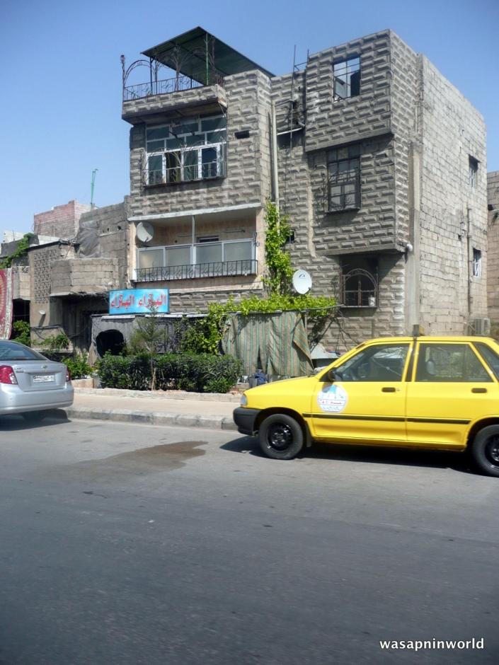 Yellow taxi anyone